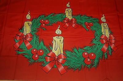 Weihnachten Adventskranz Kerzen Flagge Fahne Hißflagge Hissfahne 150 x 90 cm #19