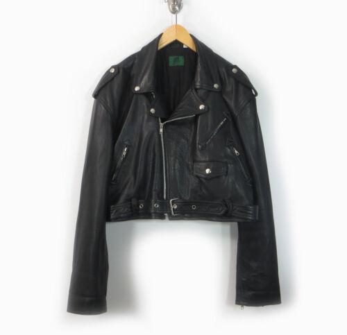 JUNIOR Jean Paul Gaultier Les Poupees Leather blac
