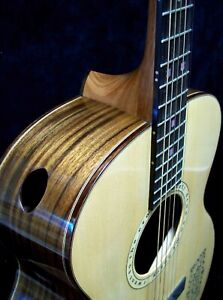 """Blueberry Special Order Grand .Concert Guitar """"Robert Johnson"""" 90 Day Delivery"""