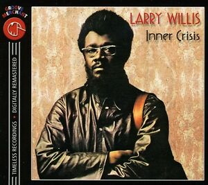 Larry-Willis-Inner-Crisis-New-CD-Canada-Import