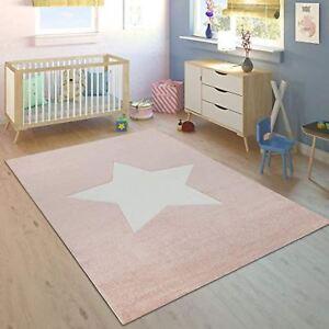 Image Is Loading Children 039 S Pink Rug Bedroom Carpet