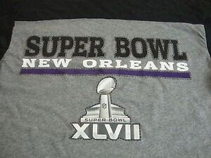 914d2b0a4 NFL New Orleans Saints National Football Fan Team Apparel Super Bowl ...