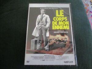 DVD-NEUF-034-LE-CORPS-DE-MON-ENNEMI-034-Jean-Paul-BELMONDO-Marie-France-PISIER