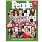 People Celebrity Puzzler Holiday Superbook! by People Magazine Editors (2011, Paperback)