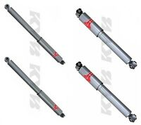 Gmc Yukon 95-99 4wd Rear And Front Suspension Kit Shock Absorbers Kyb Gas-a-just on Sale