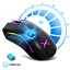 thumbnail 3 - Best-Gaming-Mouse-Seven-Buttons-Optical-USB-Wired-RGB-Amazing-Backlights-Teenage