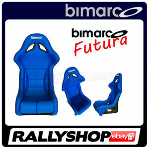 BIMARCO-Seat-FUTURA-FIA-Racing-BLUE-WITH-HOMOLOGATION-CHEAP-AND-FAST-DELIVERY