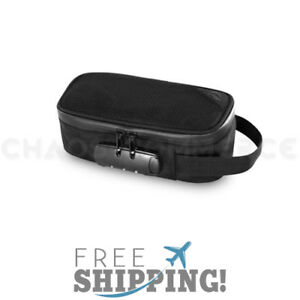 1c586ce57fd9 Skunk Sidekick Smell Proof Case w/ Combo Lock - Black | eBay