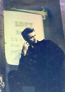 JAMES-DEAN-1992-VISION-GRAPHIX-PROTOTYPE-HOLOGRAM-PROMO-CARD-NO-NUMBER