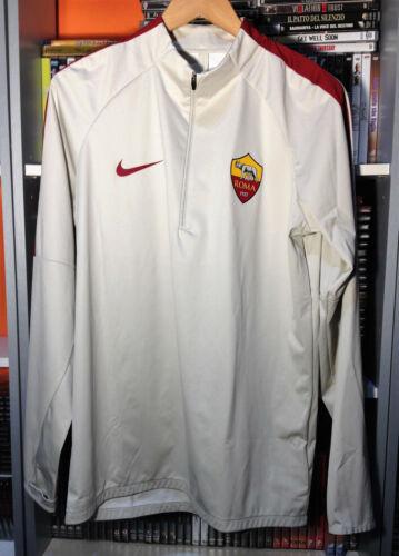 Roma Nike Shield magazzino Taglia M Felpa Maglia  A.S