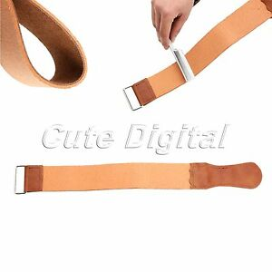 Genuine-Leather-Strop-Professional-Barber-Shaving-Straight-Razor-Sharpener-Strap