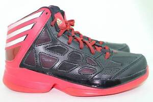 ADIDAS CRAZY SHADOW J G47469 BLACK RED YOUTH SIZE 6.5 SAME AS WOMAN ... 203c4254e0