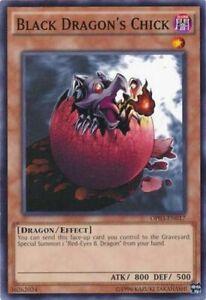 Black Dragon's Chick - OP03-EN017 - Common - Unlimited Edition x3 - Near Mint