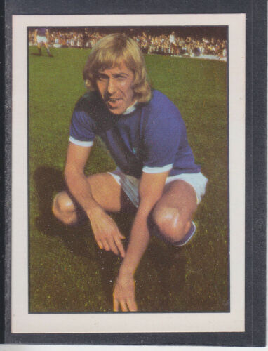 Panini Top Sellers Football 73 # 154 Alan Birchenall Leicester