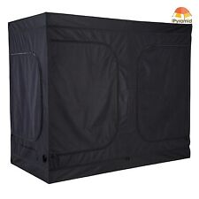 "600D 96""x48""x78"" Indoor Grow Tent Room Reflective Mylar Hydroponic Non Toxic Hut"