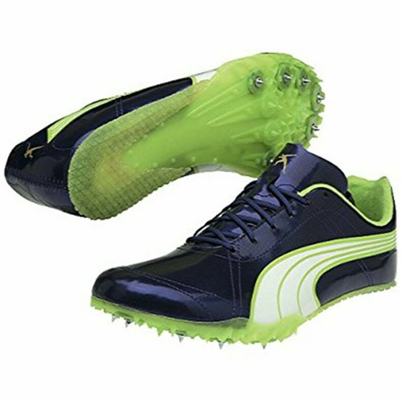 shoes athletics Man  Puma Usain Bolt Spike TFX Sprint Nails Pointure 42  shop online