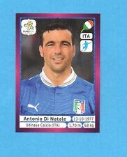 PANINI-EURO 2012-Figurina n.333- DI NATALE - ITALIA -NEW-DARK BOARD