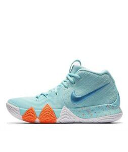 Nike Kyrie 4 Power Is Female Light Aqua