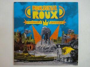MONSIEUR-ROUX-L-039-ILLEGALITE-JOYEUSE-CD-Album-Promo