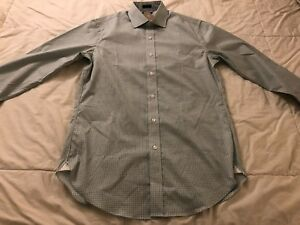 73a9b915c358 J.Crew Ludlow Stretch Two-ply Easy-care Cotton Dress Shirt,14H/32 ...