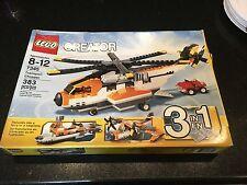 Lego Creator 7345 Transport Chopper 3-in-1 Set NEW/FACTORY SEALED