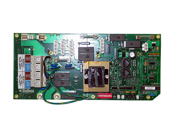 Balboa Water Group - Circuit Board PCB  GS501 230V - 50HZ 16 32AMP - 53341