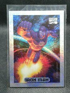 1994-marvel-masterpieces-silver-holofoil-Iron-Man-5-of-10