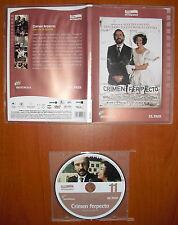 Crimen Ferpecto [DVD caja fina] Álex de la Iglesia, Guillermo Toledo, M. Cervera