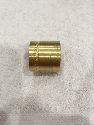 """Sioux Chief 645A260227 F2080 5 Lot Of Rehau 1//2/"""" X 1//2/"""" Coupling"""