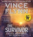 The Survivor by Vince Flynn, Kyle Mills (CD-Audio, 2016)