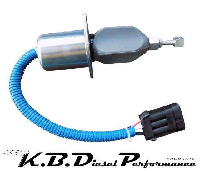p7100 fuel pump shut off down solenoid for 1994 98 dodge ram cummins diesel 5 9l hatz diesel engine manual instruction spare parts lists car detroit diesel diesel engine wiring