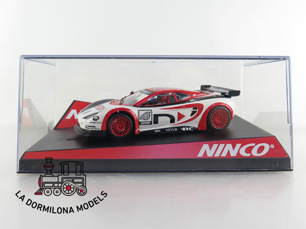 NINCO 50443 ASCARI KZ1 CLUB NINCO Nº3  4 Limited Edition NUEVO A ESTRENAR