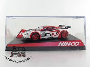 Ninco 50443 Ascari Kz1 Club Nº3 # 4 Edition Limitée Neuf Neuf
