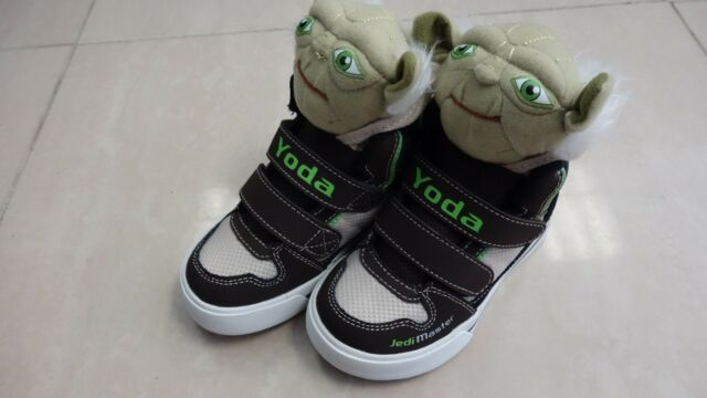 d92876a544 Skechers Star Wars Vert Wise One Yoda Infant toddler Boy s Hi-top ...