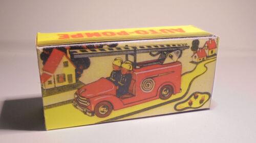 Repro Box CIJ Auto Pompe