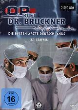 OP RUFT DR. BRUCKNER - Die besten Ärzte Deutschlands - Staffel 3.1 (2 DVDs)*NEU*