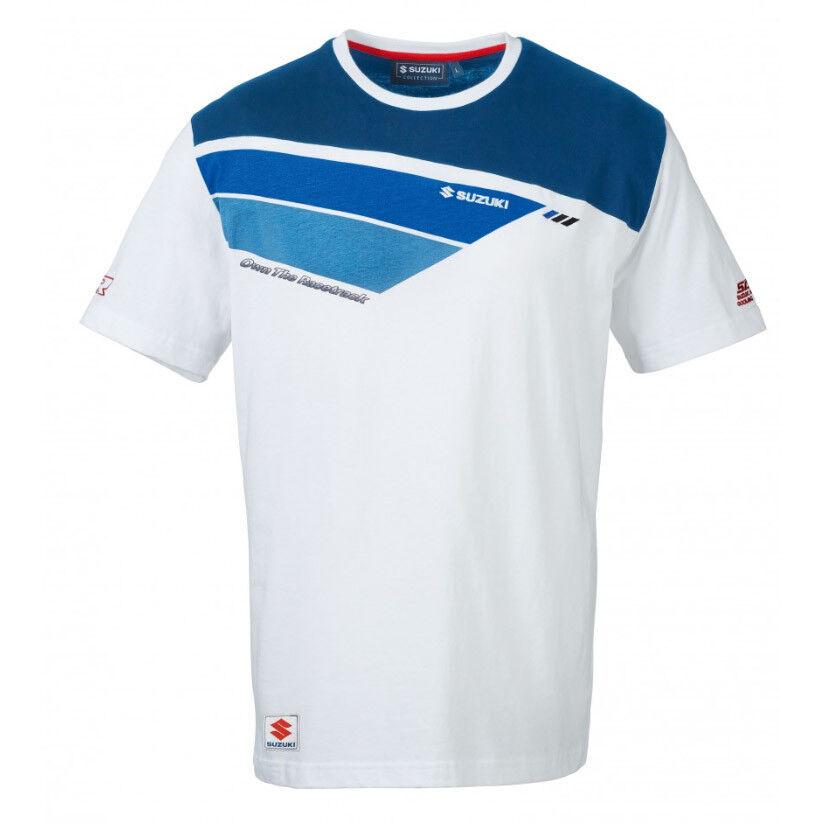 New - Suzuki Genuine Genuine Genuine Casual Clothing - Heritage Retro GSX-R T-Shirt | Ausgezeichneter Wert  | Online-Shop  6e74fb