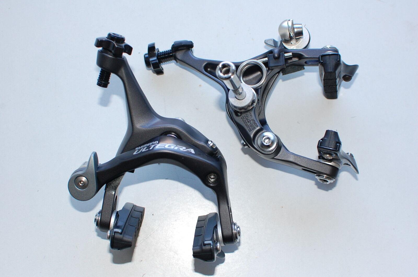 Shimano Ultegra BR-6700 Bremsensatz glossy grau wie Bild