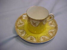 Royal Worcester set of 6 cups and Saucers Demitasse size Patten 4557  S. R.