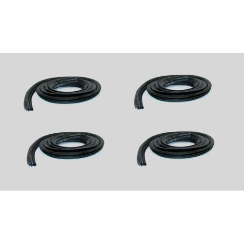 Fairchild Door Seal Kit For 02-04 Bravada Envoy Railblazer KG3092