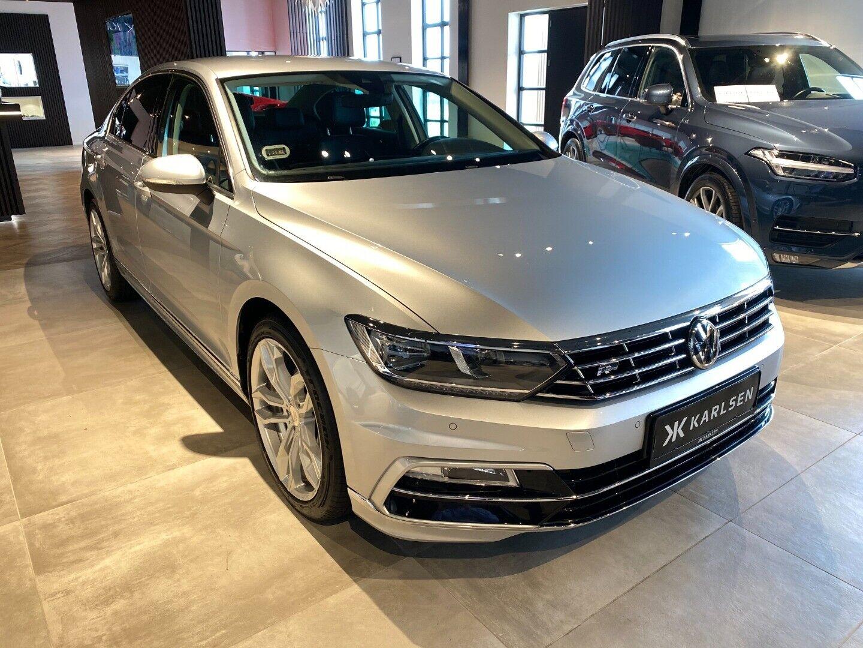 VW Passat 1,4 TSi 150 R-line DSG 4d - 289.000 kr.