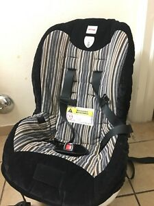 Image Is Loading Britax Stroller Silver Birch Convertible Car Seat