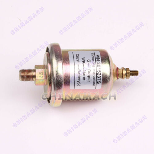 Single head Oil New Pressure Sensor 3015237S for Cummins KTA19GC K19