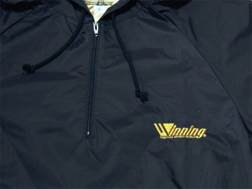 winning Food type Sauna suit Prize fighter specifications black x gold logo