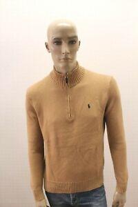 Maglione-RALPH-LAUREN-Uomo-Sweater-Pull-Pullover-Maglia-Man-Taglia-Size-S