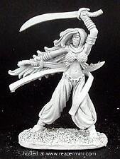 Reaper Miniatures Dark Heaven Legends Blade DancerRPR 02970