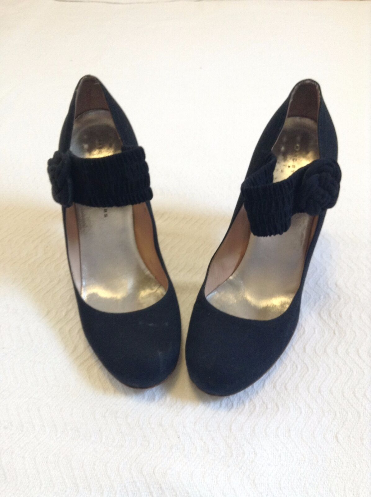 Marc By Marc Jacobs Black Mary Janes Size 8.5