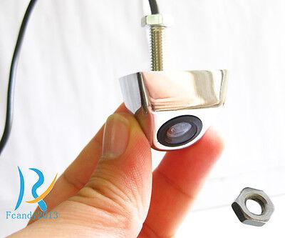 Wide angle Screw fixation mini spy hidden micro nanny Waterproof outdoor camera