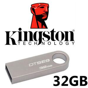Hot Glue Sticks Glorious 32gb Kingston Dtse9 Datatraveler Se9 Usb 2.0 Flash Memory Stick Glues, Epoxies & Cements