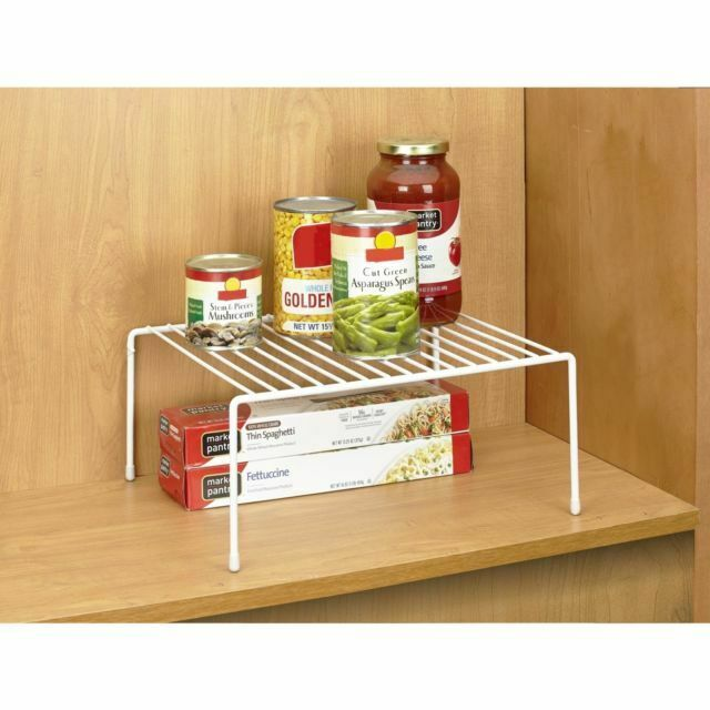 Kitchen Details Cabinet Helper Shelf White For Sale Online Ebay